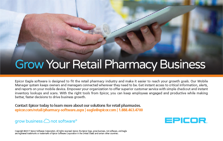 September Pharmacy Market Leaders: Software and POS