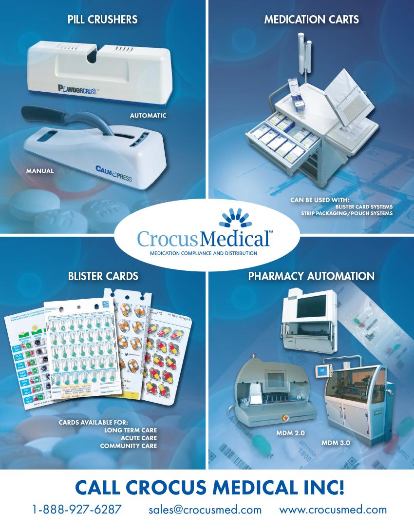 Crocus Medical