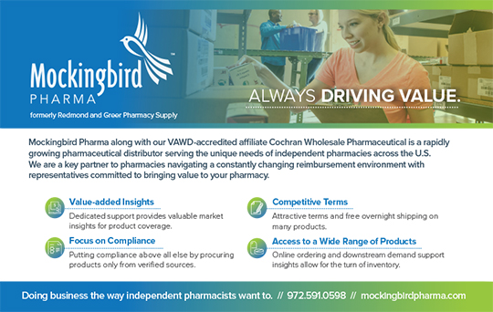 Mockingbird Pharma