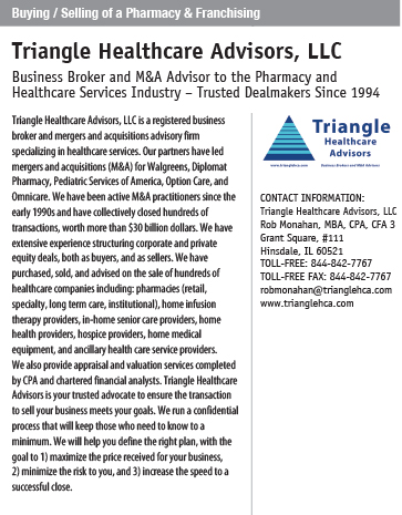 Triangle Healthcare Advisors