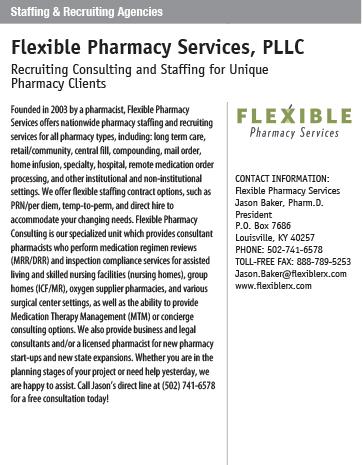 Flexible Pharmacy Staffing