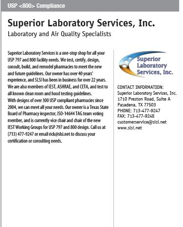 Superior Laboratory Services