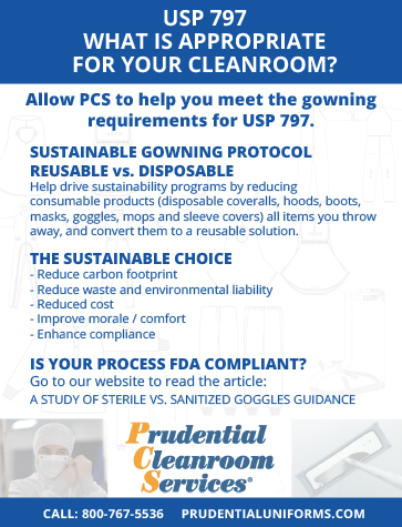 Prudential Cleanroom Services